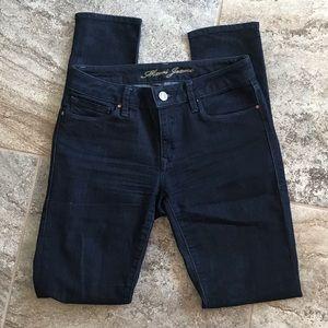 Mavi Mid-Rise Adriana Super Skinny Jeans